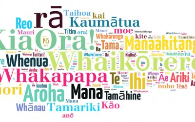Te reo Māori, kei a ia anō tōna ake whakahua